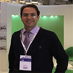 Dr Farzad Parvizian in sama med tour